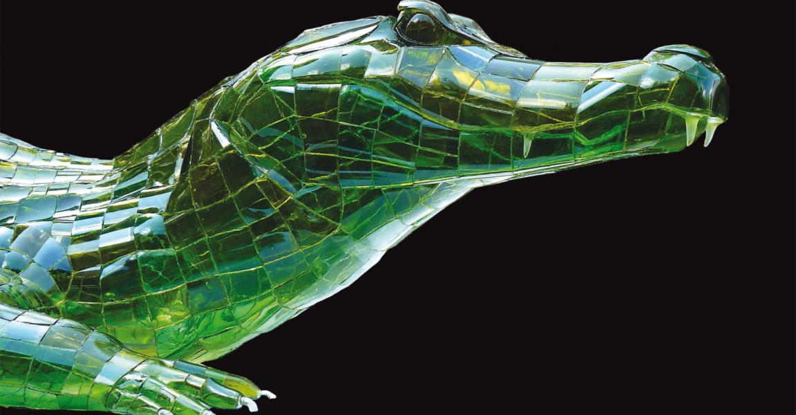 Bestiaire de verre