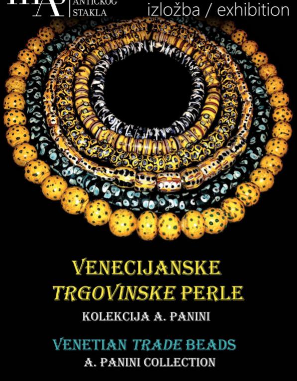 perles de Venise d'Auguste Panini