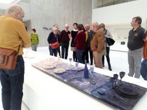 Joan Crous (E), Cenae ou « table fossilisée »