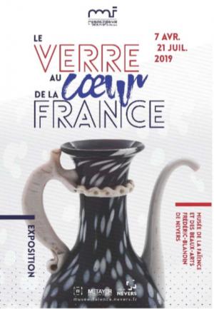 Le verre au coeur de la France